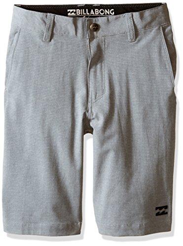 Billabong Baby Boys' Hybrid Shorts, Grey Crossfire, 5 Months