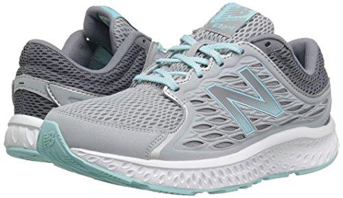 grey Para Gris 420v3 Interior Zapatillas Balance Deportivas Mujer New wU68qI
