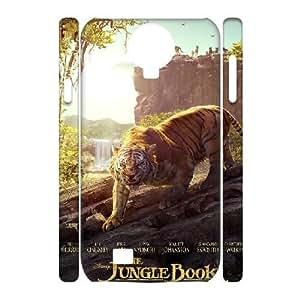 Samsung Galaxy S4 I9500 Cover, DDdiy The Jungle Book Custom 3D Cover for Samsung Galaxy S4 I9500
