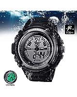TEKMAGIC Digital Swimming Wrist Sports Watch...