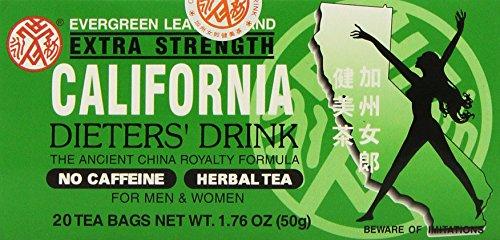 California Extra Strength Dieters' Tea (4 ()