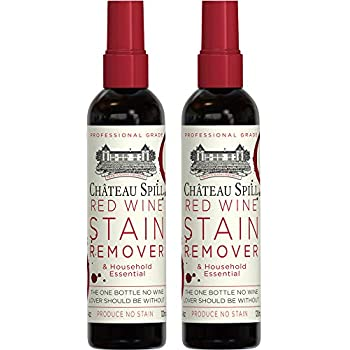 Admirable Amazon Com Chateau Spill Red Wine Remover 4 Oz 120 Ml Unemploymentrelief Wooden Chair Designs For Living Room Unemploymentrelieforg