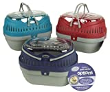 Boredom Breaker Options Pod Medium Carrier Suitable For Guinea Pigs Rats And Degus 30 x 22 x 22cm