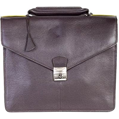 outlet Eastwood Laptop Briefcase Color: Chocolate