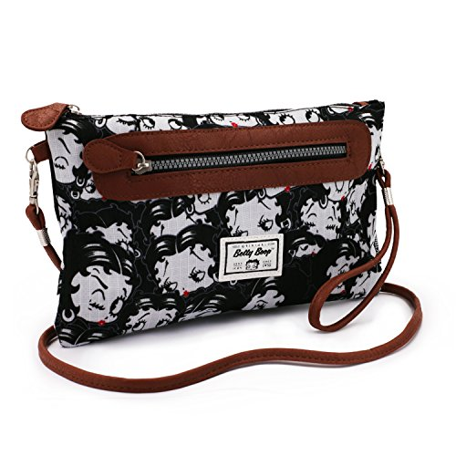 MOVIES Betty Boop Noir Action Handy shoulder bag by MOVIES