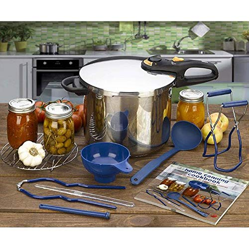Fagor Duo 10 Piece Stainless Steel Pressure Canning Set by Fagor (Image #1)