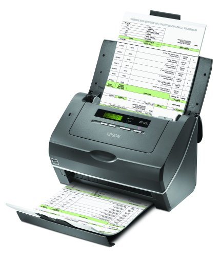Cheapest Prices! Epson WorkForce B11B194011 Pro GT-S50 Document Scanner