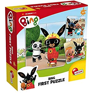Bing 74686 Games Puzzle Multicolore