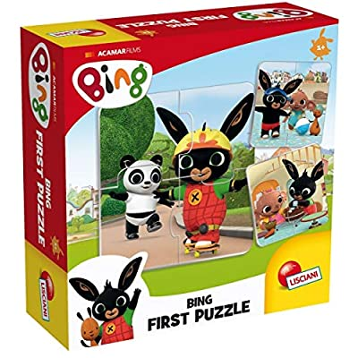 Bing 74686 Games Puzzle Multicolore