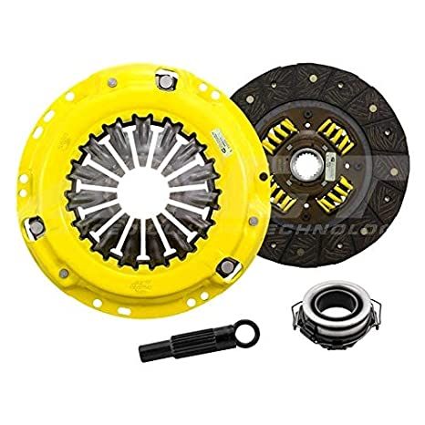 Ley hdss Heavy Duty con calle Disco de embrague Kit Toyota MR2 Turbo 3SGTE 91 - 95: Amazon.es: Coche y moto