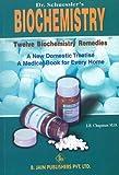 Dr Schussler's Biochemistry, J. B. Chapman, 8170211646