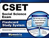 CSET Social Science Exam Flashcard Study System: CSET Test Practice Questions & Review for the California Subject Examinations for Teachers (Cards)