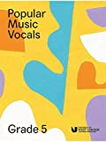 London College Of Music: Popular Music Vocals - Grade 5. Sheet Music for Voice
