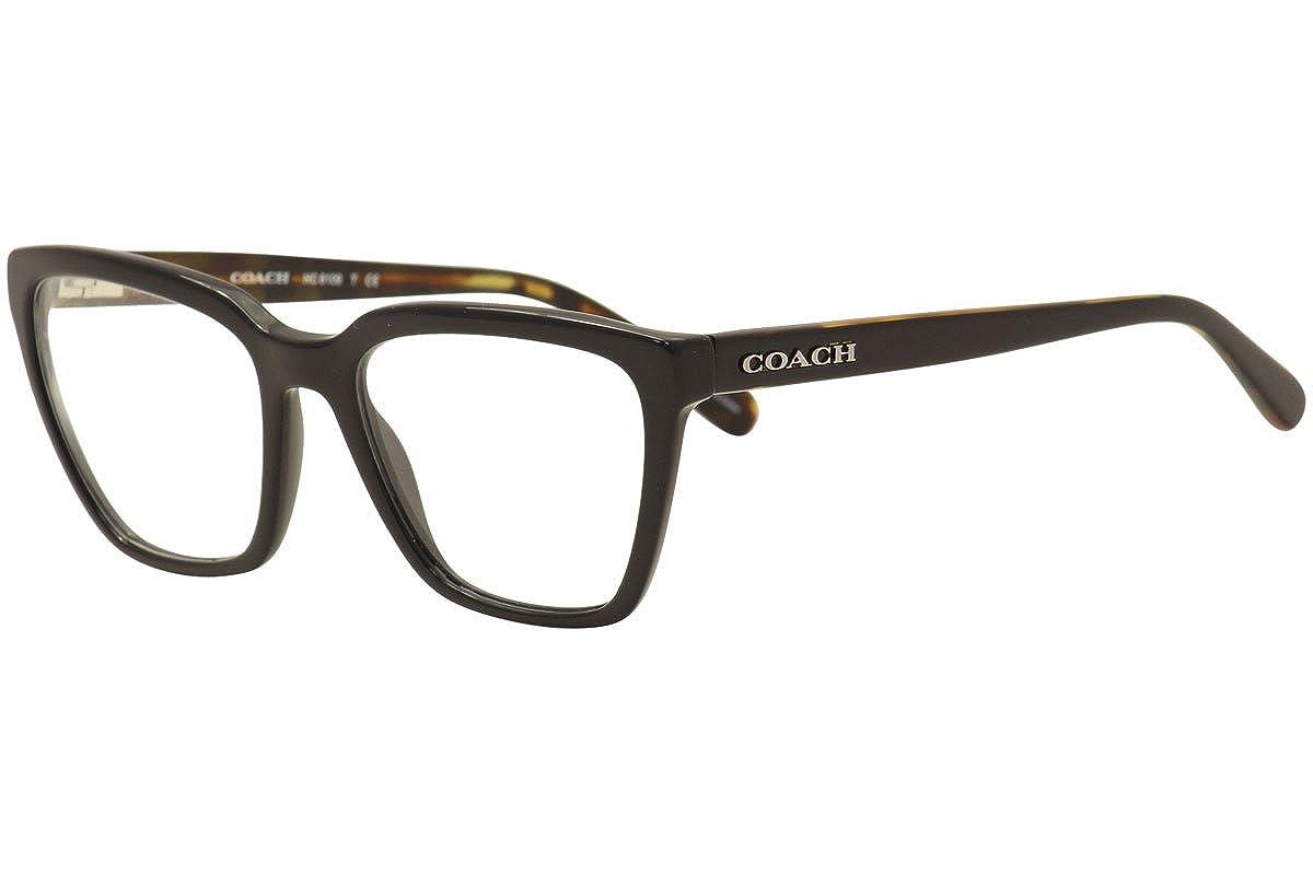 f55af3400301 Amazon.com  Eyeglasses Coach HC 6109 5487 BLACK  Clothing