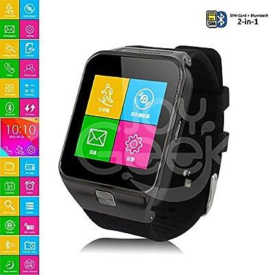 Smart Watch,JoyGeek All-in-1 Bluetooth Watch Phone Mate