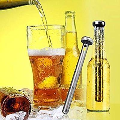 Varillas para enfriar cerveza de acero inoxidable para enfriar ...