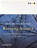 img - for Managing Telework: Perspectives from Human Resource Management and Work Psychology book / textbook / text book