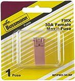 Bussmann (BP/FMX-30-RP) Pink 30 Amp Female Maxi Fuse