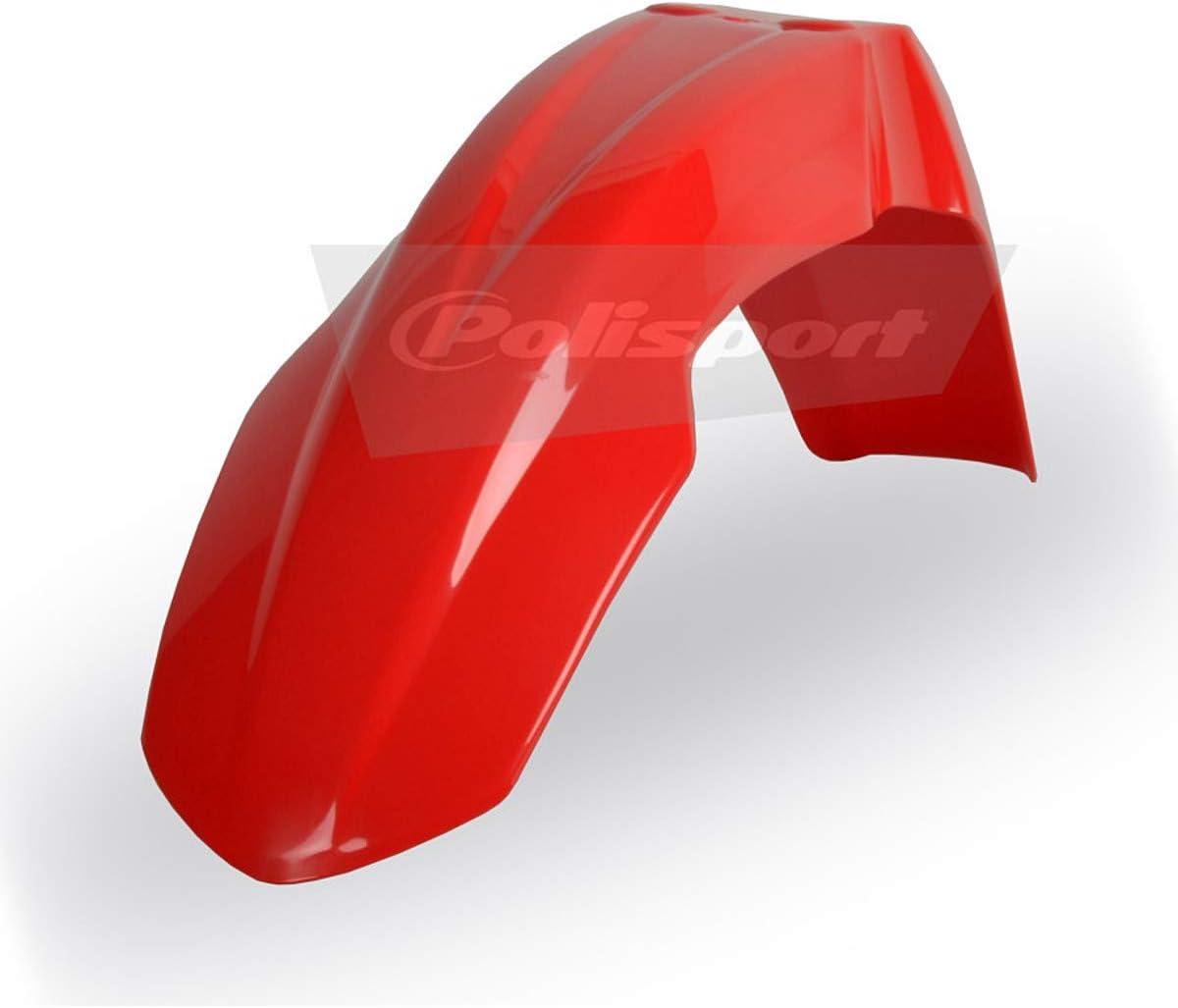 Polisport 04-08 Honda CRF450R Front Fender RED