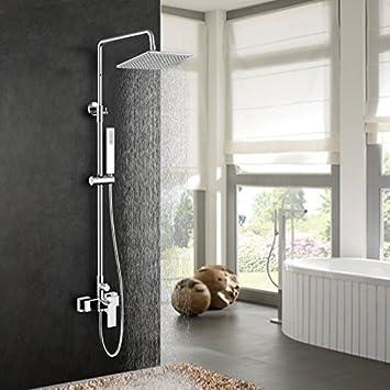 Zyhy Badezimmer Zu Hause Zyhydie Bad Dusche Regen 3 Funktion Kalt