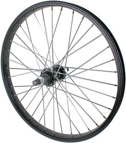 - KHE Bikes CLATCH 36H Bb Hub Rear Wheel, Black, 10mm