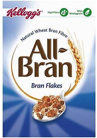Kelloggs All-Bran - Cereales integrales - Caja de 500 g: Amazon.es: Alimentación y bebidas