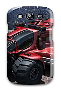 Galaxy S3 Case, Premium Protective Case With Awesome Look - Vehicle