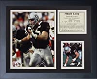 "Legends Never Die ""Howie Long Home"" Framed Photo Collage, 11 x 14-Inch"