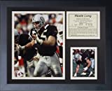 Legends Never Die 'Howie Long Home Framed Photo Collage, 11 x 14-Inch