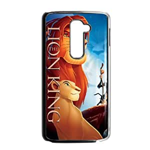 The Lion King for LG G2 Cases Phone Case & Custom Phone Case Cover R49A652403