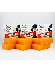 ORIGINAL Kojie San Skin Lightening Soap | 6 bars of 65 grams | FREE US Shipping