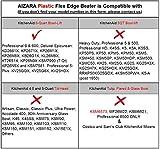 AIZARA Flex Edge Beater for KitchenAid Mixer