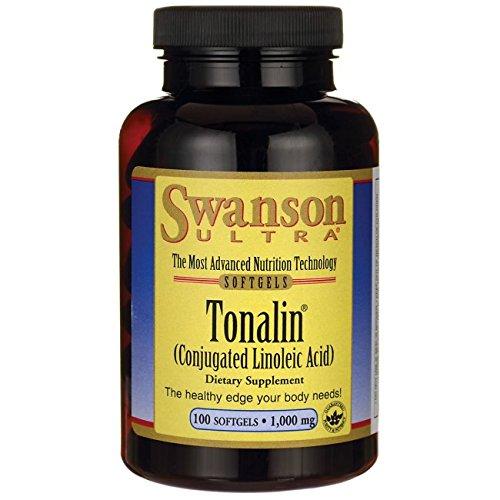 Swanson Tonalin Cla 1,000 mg 100 Sgels