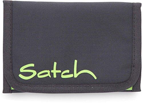 Satch Portemonnaie Geldbeutel Phantom 802 grün grau