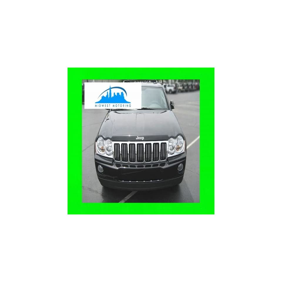 05 07 Jeep Grand Cherokee Laredo Chrome Grille Insert