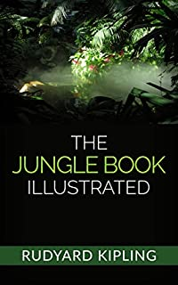 The Jungle Book - Illustrated by Rudyard Kipling ebook deal