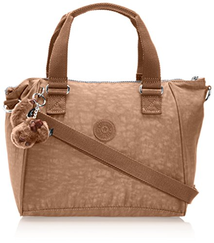 Kipling Amiel Women's Handbag Black (Dark Nude)