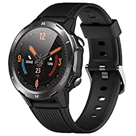 Smart Watch,Fitness Tracker with Heart Rate Monitor,Smartwatch for Android iOS Phones, Exercise Data Activity Tracker…