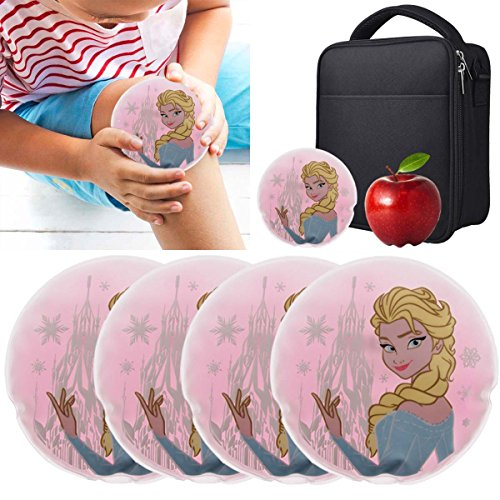 Boo Buddy (Boo Boo Buddy (4 Pack) Kids Reusable Cold Packs Hypoallergenic First Aid Therapy For Injuries Bulk)