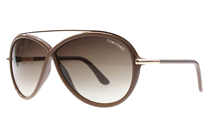 8ee0542b062f6 Tom Ford Sonnenbrille Tamara (FT0454 59K 64)  Amazon.co.uk  Clothing