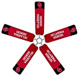 University of Oklahoma Sooners Ceiling Fan Blade Covers