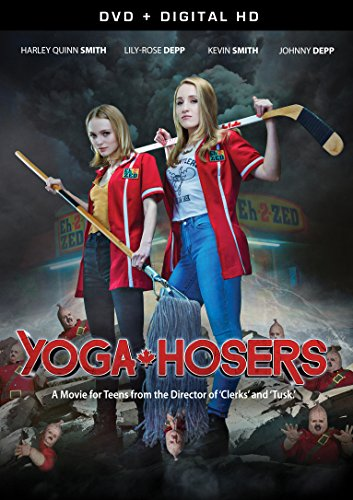 Yoga Hosers -  DVD, Rated PG-13, Kevin Smith