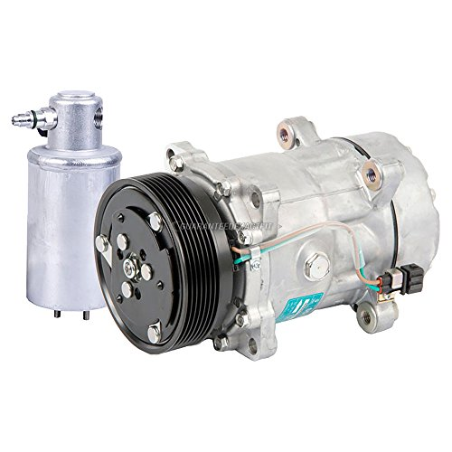 - OEM AC Compressor w/A/C Drier For VW EuroVan 1997 1999 2000 - BuyAutoParts 60-87884R4 New