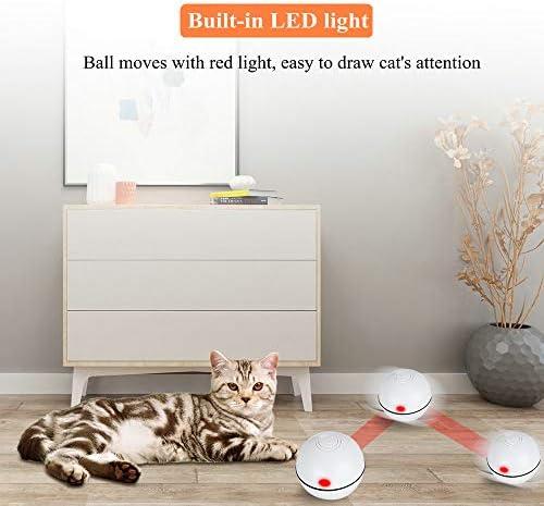 Pakoo Interactive Cat Toys Ball 5
