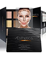 Aesthetica Cosmetics Contour and Highlighting Powder...