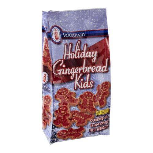 Voortman Cookies Holiday Gingerbread Kids ()