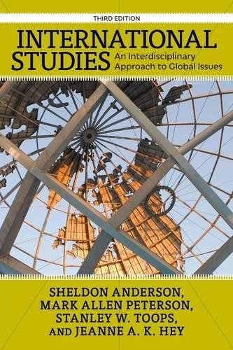 Supranational Studies: An Interdisciplinary Approach to Global Issues