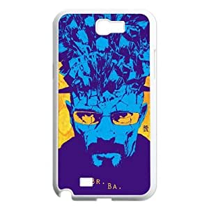 C-EUR Diy Phone Case Breaking bad Pattern Hard Case For Samsung Galaxy Note 2 N7100 by runtopwell