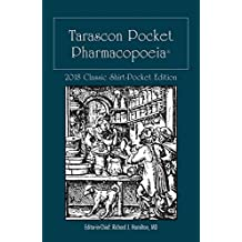 Tarascon Pocket Pharmacopoeia 2018 Classic Shirt-Pocket Edition