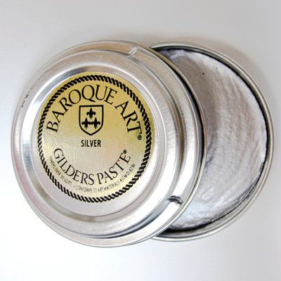 Baroque Art Gilders Paste Silver by Baroque Art